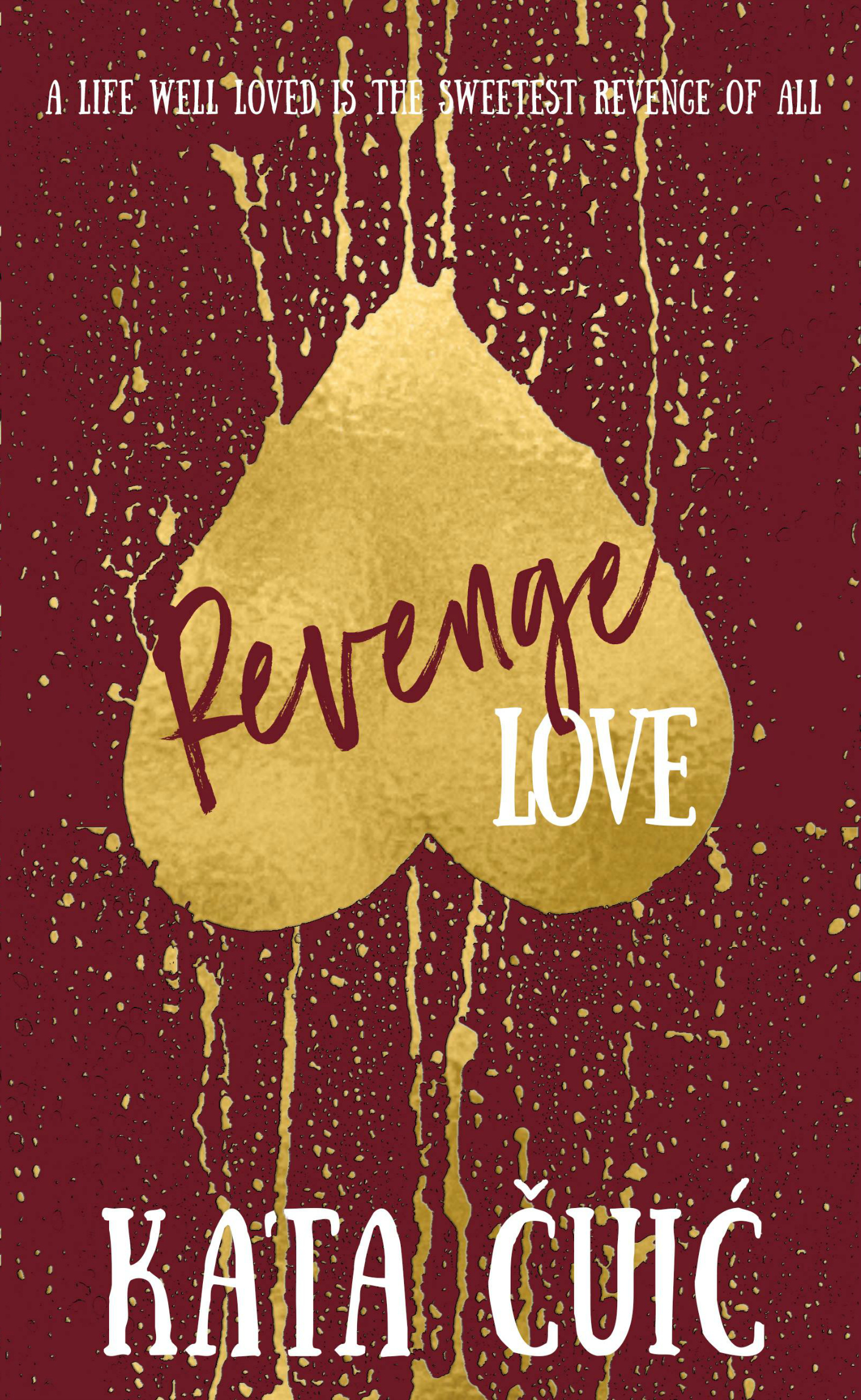 Revenge Love by Kata Cuic [Cover Reveal]