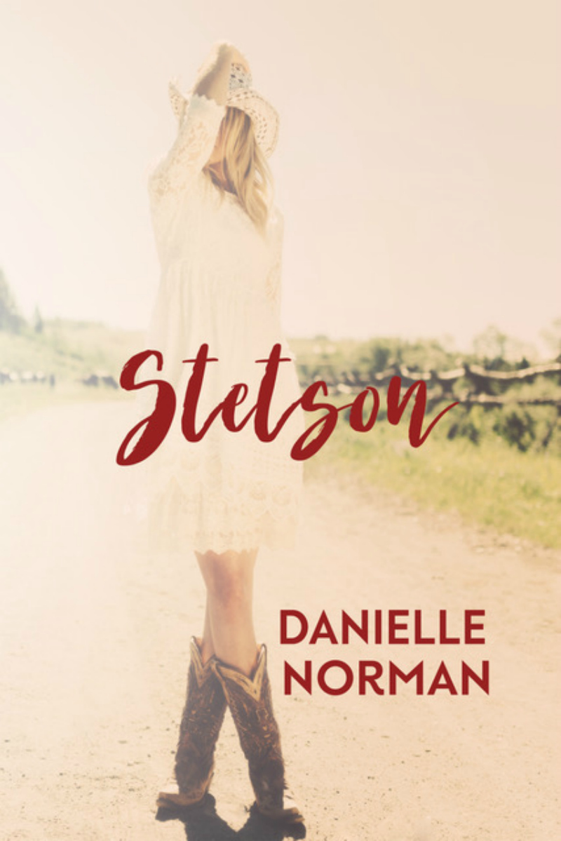 Stetson by Danielle Norman [Cover Reveal]
