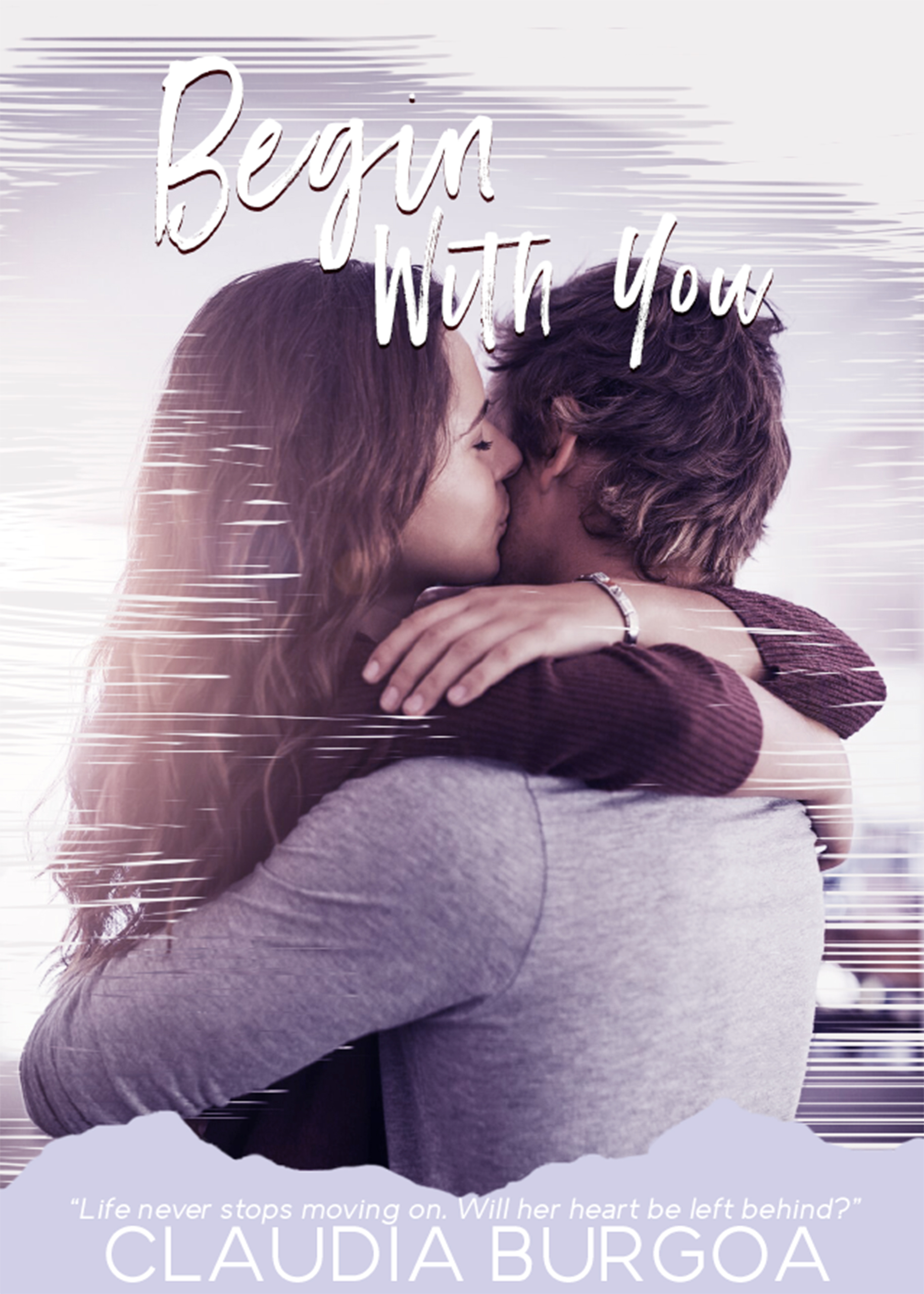 Begin With You by Claudia Y. Burgoa [Release Blitz/Blog Tour]
