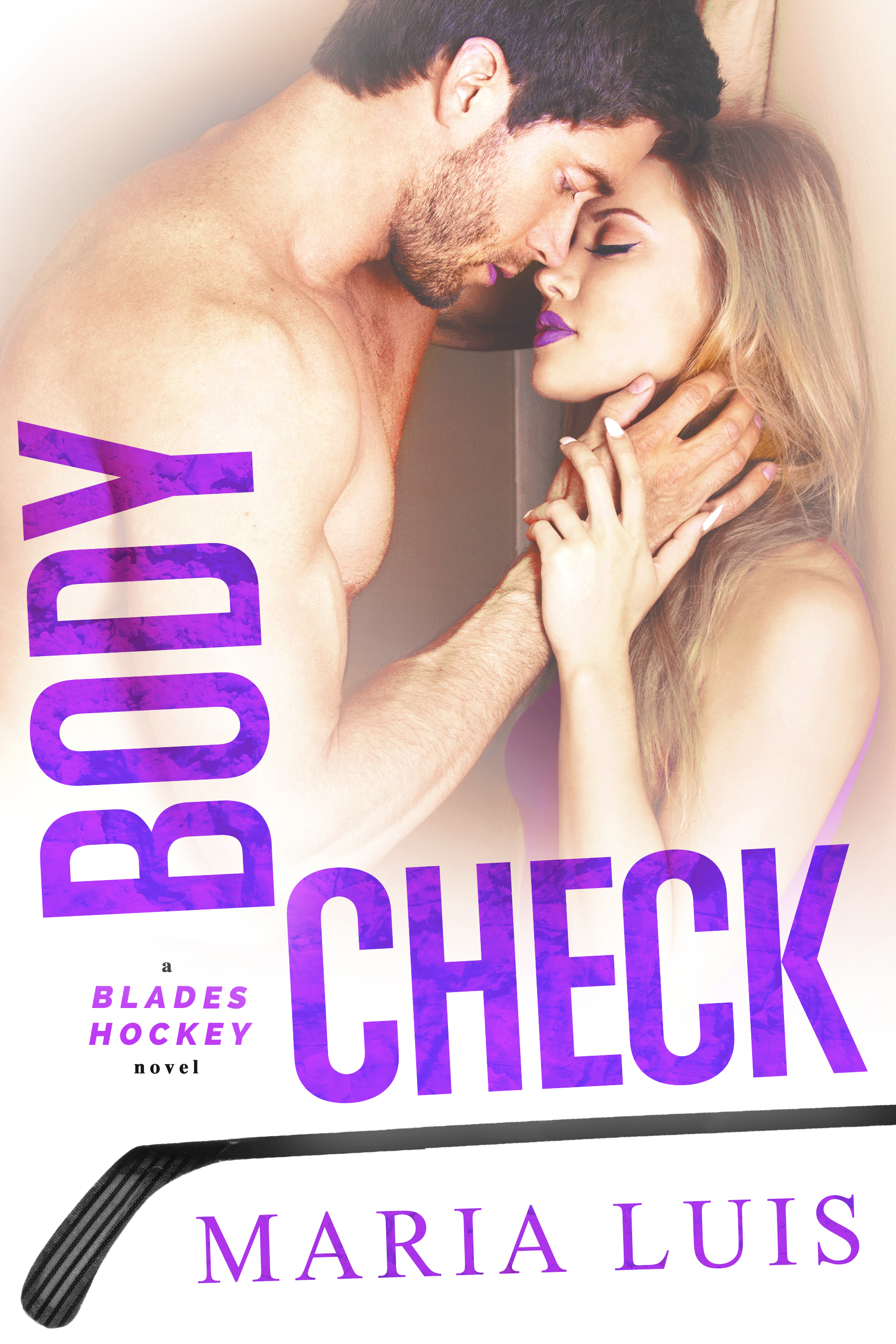 Body Check by Maria Luis [Excerpt/Teaser]