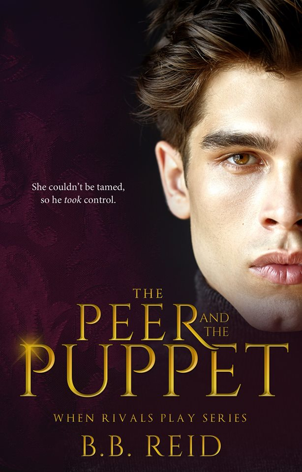 The Peer and the Puppet by BeBe Reid [Blog Tour]