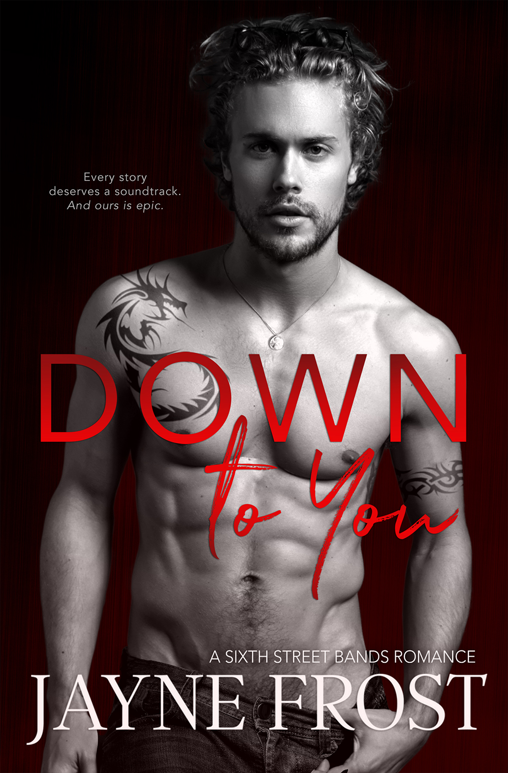 Down To You by Jayne Frost [Teaser]