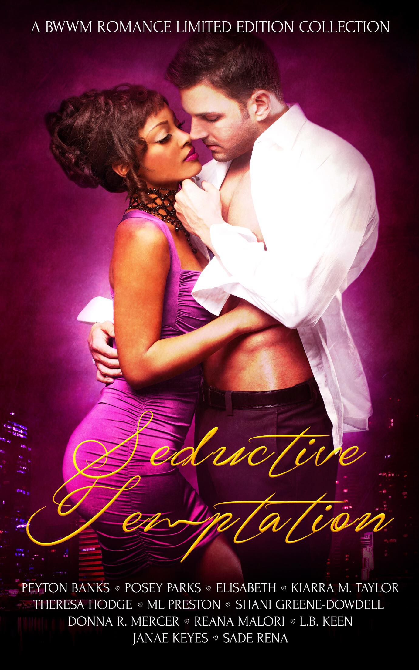 Sedective Temptation Anothology [Cover Reveal]