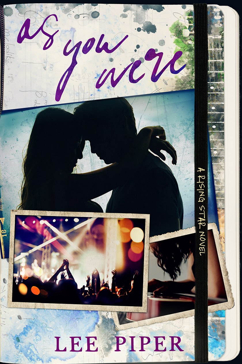 As You Were by Lee Piper [Cover Reveal]
