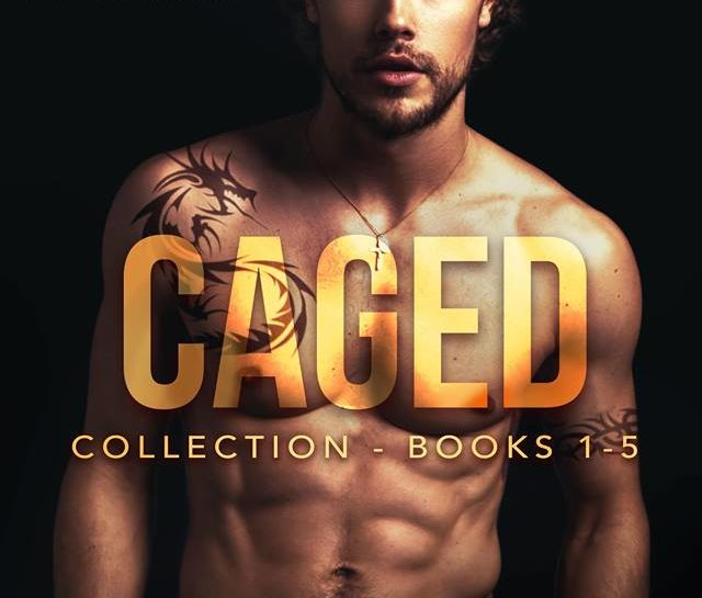 Caged: Six Street Band Series by Jayne Frost [Release Blitz]