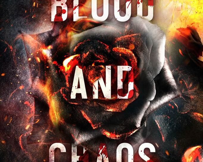Blood and Chaos by S.M. Soto [Release Blitz]