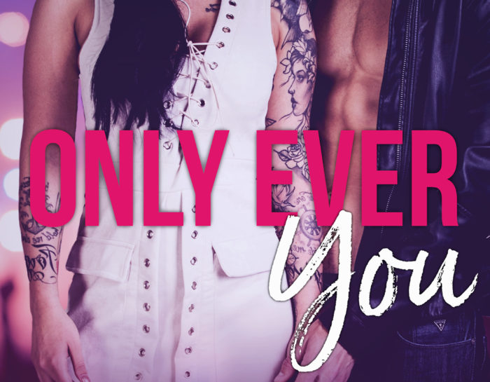 Only Ever You by Siobhan Davis [Cover Reveal]