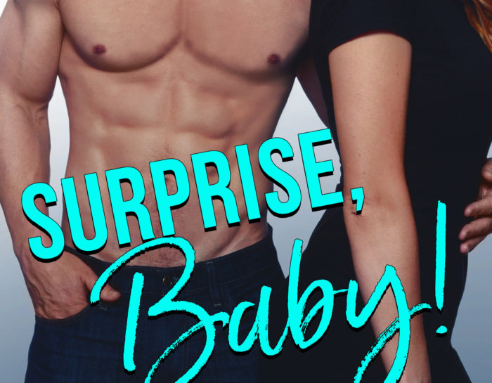 Surprise, Baby by Lex Martin and Leslie McAdam [Cover Reveal]