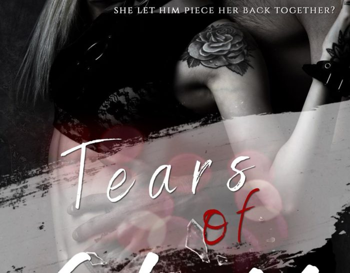 Tears of Glass by Anna Bloom [Release Blitz]